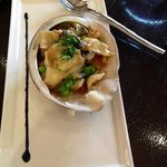 Abalone small plate. TRY IT!