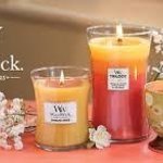 Woodwick candles and gifts