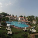 Heritage Village Club Goa resmi