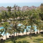 Sea Links Beach Hotel resmi