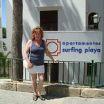 Surfing Playa Apartments Foto