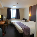 Foto de Premier Inn Edinburgh Leith Waterfront