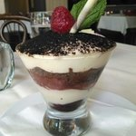 Crazy good Trifle! Careful, it gave me quite a buzz and was so good I couldn't stop until it was