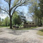 Φωτογραφία: Shady Oaks Campgrounds