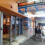 Foto van Westend Backpackers