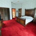 Stay a night in one of our antique guest rooms!