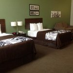 Sleep Inn & Suites Downtown Inner Harbor resmi