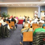 Foto de Clarion Congress Hotel Prague