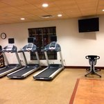Fitness Center - Cardio side