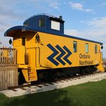 Clearview Caboose