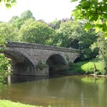 Bridge over River Eden, Armathwaite