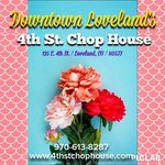 Located in Downtown Loveland, call for reservations!