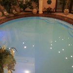 Swimming Pool (indoor, heated) and is close to the Gym