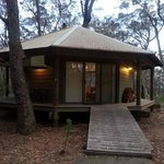 Possum Hut No1.....cosy