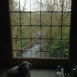 View of the River Bain from the Kiln Room