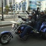 Out and About in Docklands Melbourne