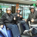 Another great day for a Trike Tour