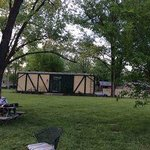 Foto van Katy Trail Bed & Bikefest B&B