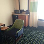 Foto van Fairfield Inn & Suites Albuquerque Airport