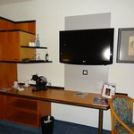 TV provided in the room