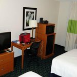 Fairfield Inn Waco South resmi