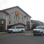 Super 8 Motel Bloomington resmi