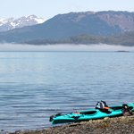 Orca Adventure Lodge kayaking
