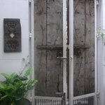 Entrance to Littlest Guesthouse