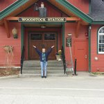 Foto di Woodstock Inn, Station & Brewery