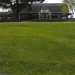 Located in the clubhouse of the Mill Road Acres golf course.