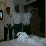 House Keeping Staff