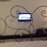 This the new room... not that I watch alot of TV while in Surin but not sure they thought about