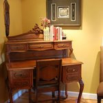 Work in Style at this 1880 Louis XV Style Desk