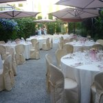 Beautiful Wedding tables