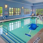 Indoor Accessible Pool