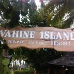 Vahine Island Resort照片