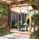 Foto de Ozzie Pozzie Backpackers