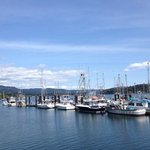 Foto de Sooke Harbour Resort and Marina