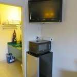 TV, Microwave,minifridge available