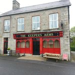 Bilde fra The Keepers Arms