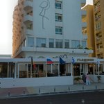 Photo de Flamingo Beach Hotel