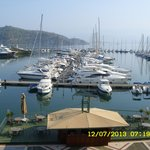 Ece Saray Marina & Resort resmi