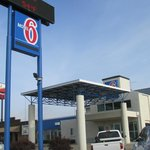 Motel 6 Big Springs Foto