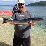pierres fishing and snorkle tours le leppa,landing.reasonable rates.brimg own snorkle gear