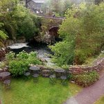 Bryn Afon - The view from our room