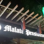 Malate Pensionne Foto