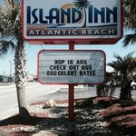 Island Inn of Atlantic Beachの写真