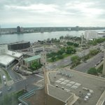 ภาพถ่ายของ Courtyard by Marriott Detroit Downtown
