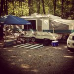 Foto de Honey Bear Campground