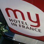 My Hotel in France Montmartre Foto